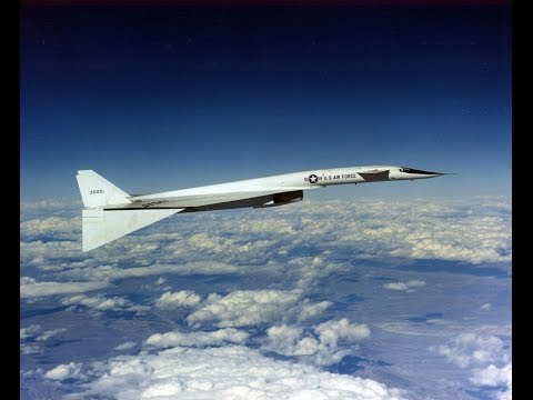 The Aircraft Files: North American XB-70 Valkyrie