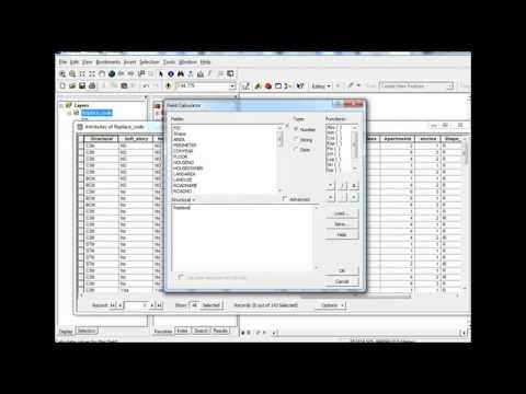 ArcGIS tips - Replace a particular character in a text using Field Calculator