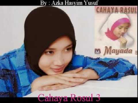Full Album MAYADA - Cahaya Rosul 3