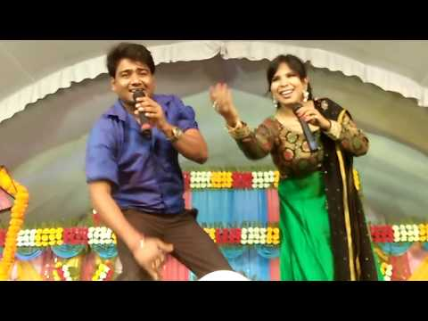stage show alok kumar and indu sonali