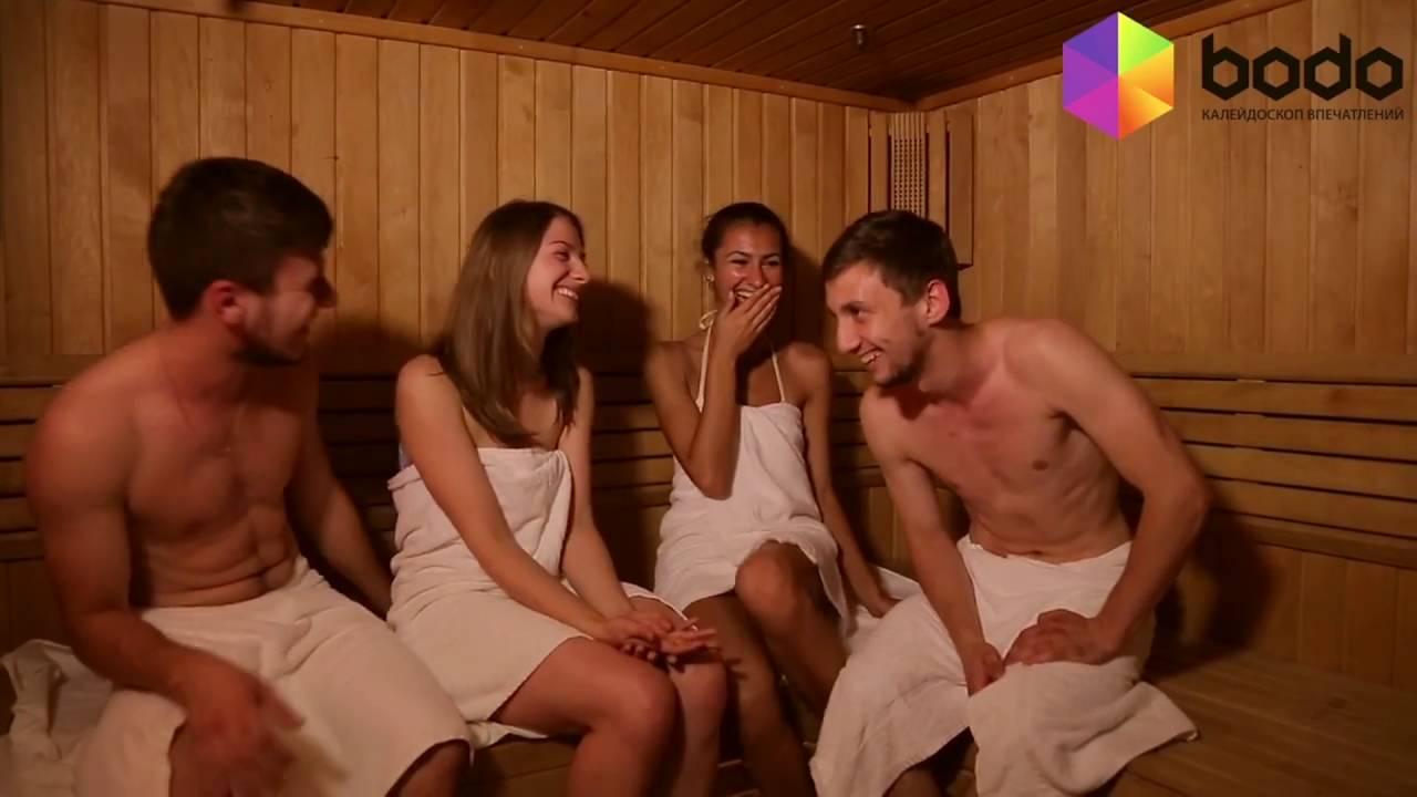 русские студенты трахаются в ванной и саунах безумно
