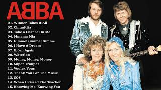 The Very Best Of ABBA Collection 2018 -  ABBA Greatest Hits Full Album