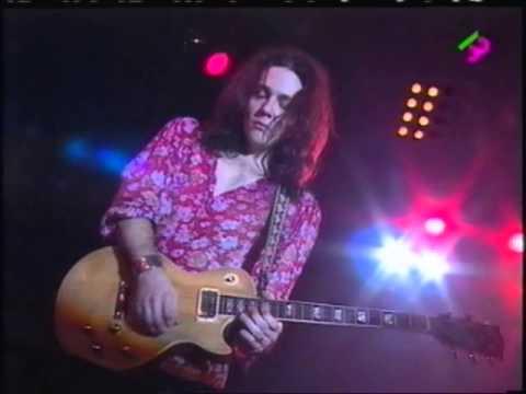 THE BLACK CROWES-Live Barcelona 1992