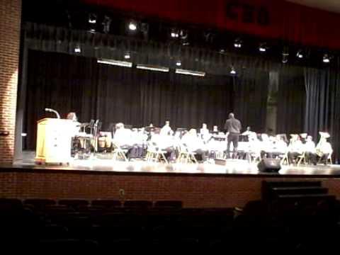 Crisp County Middle School Band