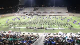 Mansfield High School Tiger Band Performs Phantasm