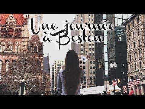 UNE JOURNEE AVEC MOI A BOSTON ! ♡