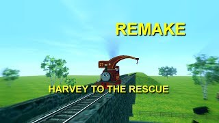 Harvey To The Rescue | (TANE Remake) | Full Remake
