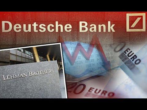 ALERT!!! DEUTSCHE BANK COLLAPSE! Tough Times Ahead