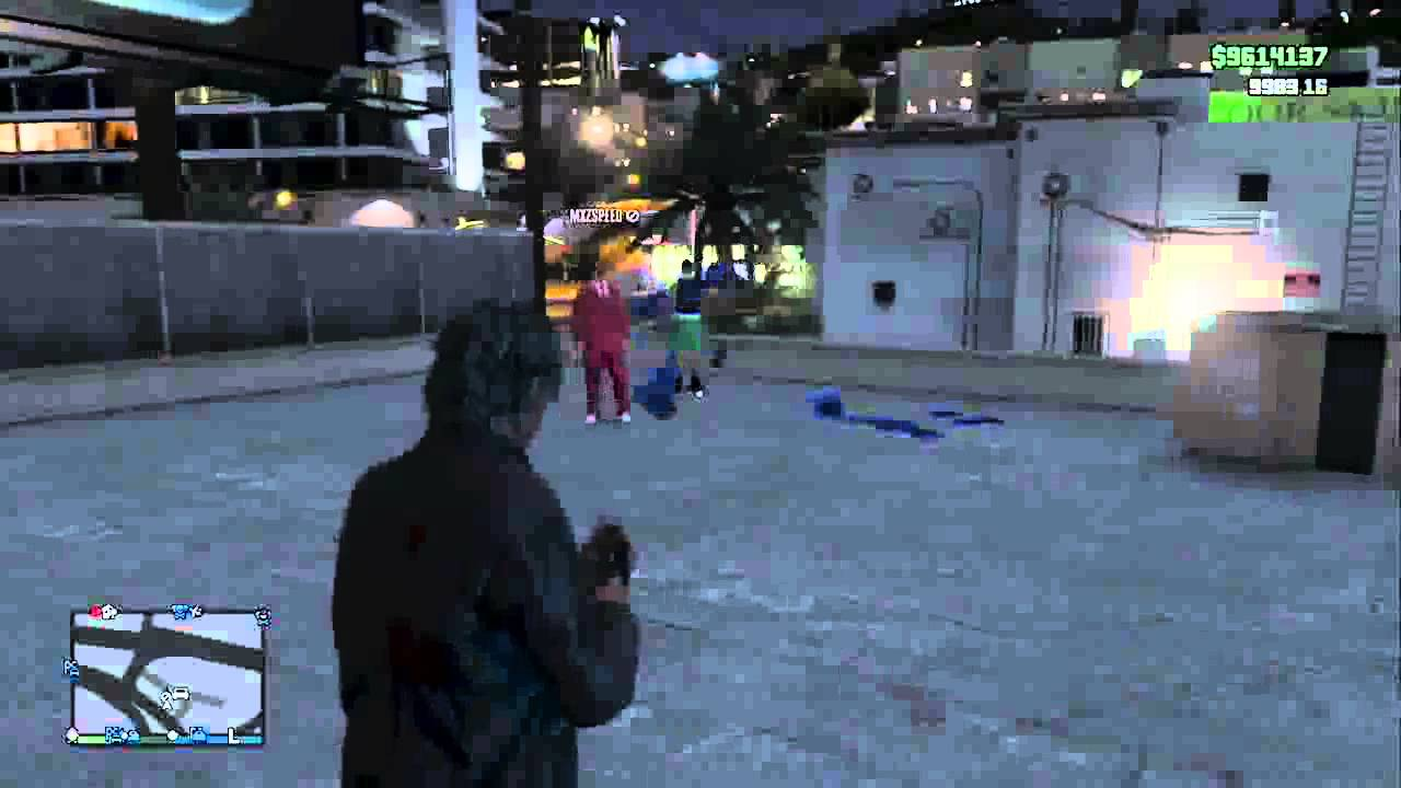GTA 5 Online Money Cheats After Patch 108 - Mobhax
