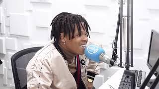 Nasty C on Homeboyz Radio in Kenya