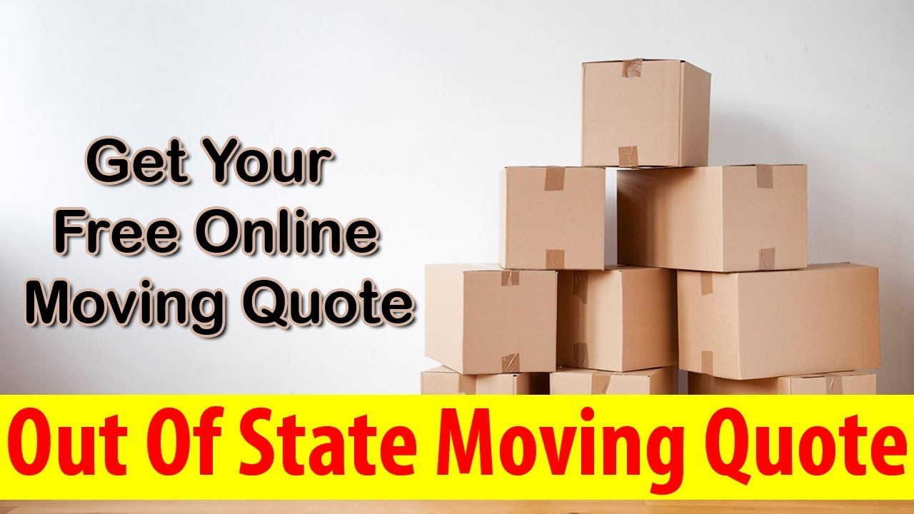 Free Moving Quotes Out Of State Moving Quote  Get 7 Free Moving Quotes & Save Up To