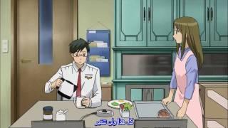 مقطع مضحك من الانمي Sora no Manimani