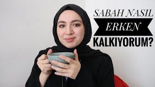 Sabah Erken Kalkmak için İpuçları || Aslı Afşaroğlu