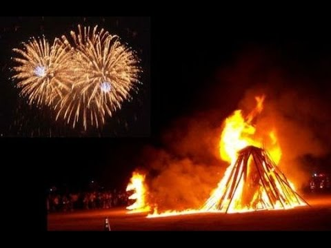 bonfire or guy fawkes night in britain eat drink and be merry youtube