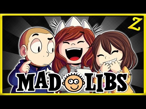 THE MAD GET MADDER!! | Mad Libs!
