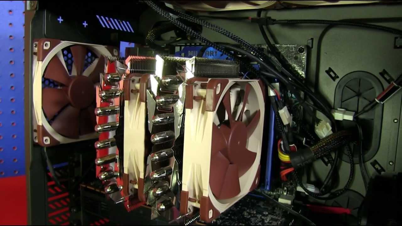 Best Type Of Cpu Cooler Final Answer Linus Tech Tips Youtube