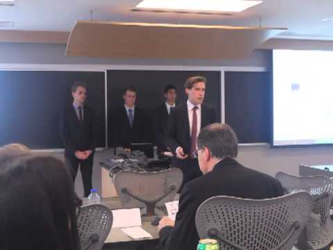 Case Presentation 2013: University of Melbourne