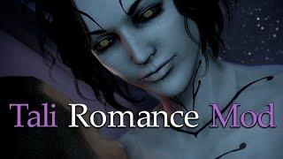 Tali Romance Mod - Tali/Shepard romance scene