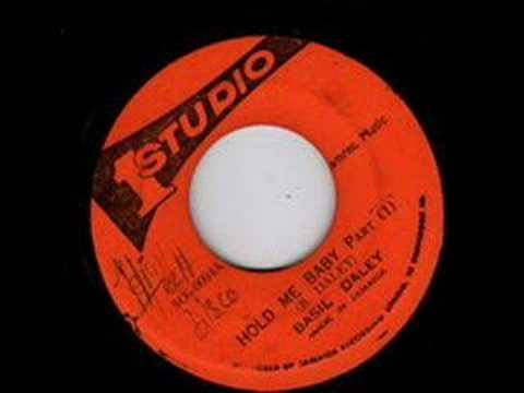 Basil Daley - Hold Me Baby - Studio 1