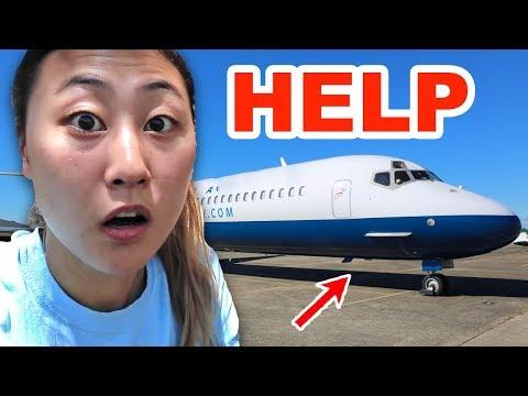 I GOT ON THE WRONG FLIGHT!! (HELP)