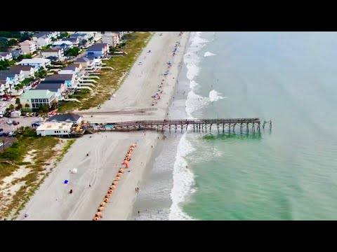 Surfside Pier Tour - Surfside Beach, SC