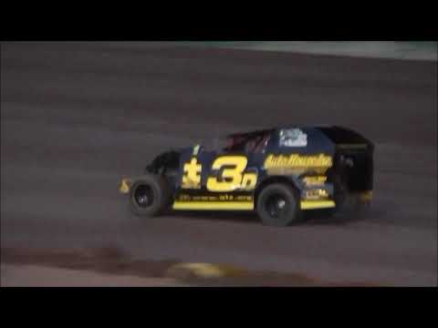 Salina Speedway Auto House Towing Modified Lites 8-18-17