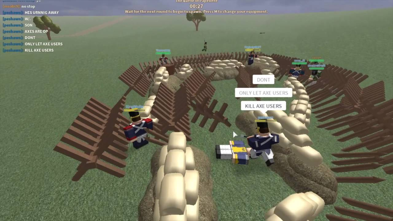 Napoleonic Wars In Roblox Blood And Iron One Of The Best On