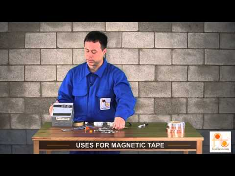 Uses For Magnetic Tape