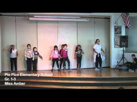 Pio Pico Elementary School's Swing