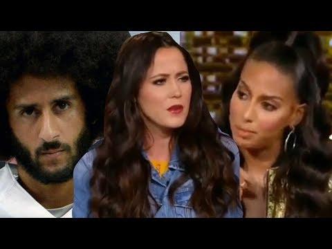 MTV host Nessa Diab confronts Jenelle Evans on Colin Kaepernick comments at reunion