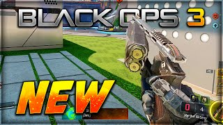 "NEW ""MARSHAL 16"" GAMEPLAY! Brand New ""M16"" PISTOL IN BLACK OPS 3! (BO3 New Weapon DLC)"