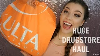 ♡HUGE ULTA Drugstore HAUL Reviews and Swatches