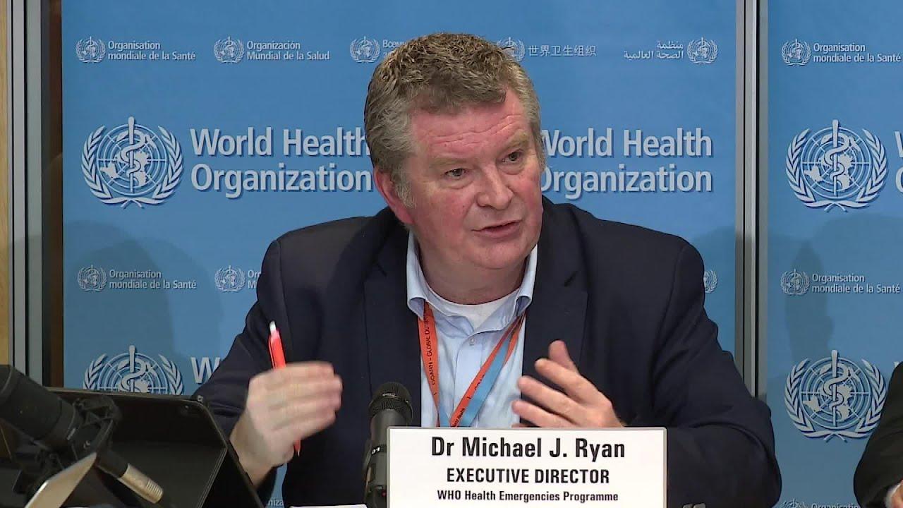 Coronavirus Outbreak: WHO Update (10 February 2020) - YouTube