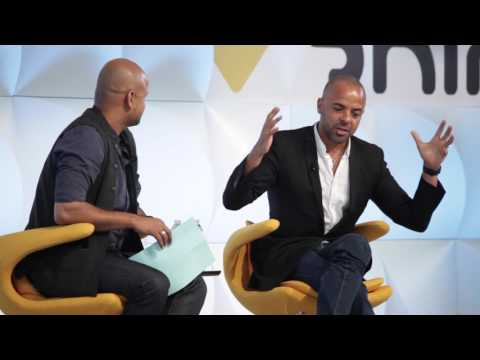 Airbnb's Jonathan Mildenhall at Skift Global Forum 2015 - YouTube