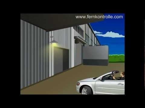 funk handsender garagentor auto fernbedienung durch funk empf nger sender set s2u dc12 c 2. Black Bedroom Furniture Sets. Home Design Ideas