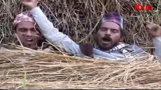Meri Bassai, माग्ने बुडा र राजु मास्टरले कही पाएनन बास !! Comedy