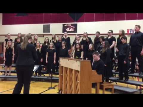 """Claire❤EMS CHOIR """"Music of the Sea"""""""