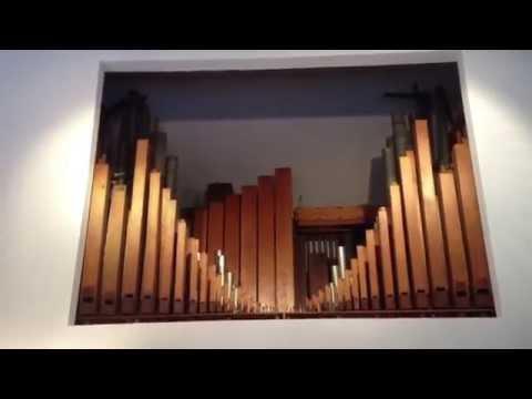 MIDI Pipe Organ Plays Star Wars Theme