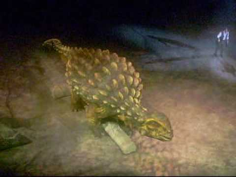 Walking With Dinosaurs - Ankylosaurus - Part 4 - YouTube