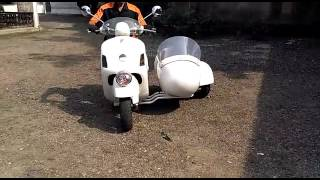 Buy Online Sidecar Kit for Scooty at Best Price