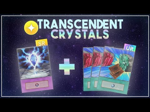 *NEW* JESSE SKILL: TRANSCENDENT CRYSTALS + CRYSTAL BEASTS [Yu-Gi-Oh! Duel Links]
