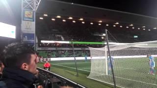 But de Habib Diallo pour le Fc Metz face a Niort