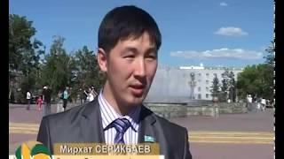 Рекламный видео ролик. ГНПФ г.Павлодар
