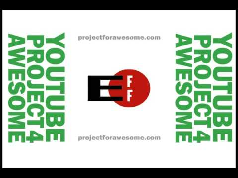 Project for Awesome: Electronic Frontier Foundation