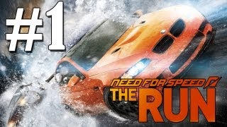 Need For Speed The Run: Playthrough / Gameplay Parte 1 [PT- BR]