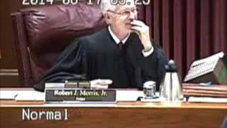 Appellate Inn of Court -- Pitfalls of Oral Argument