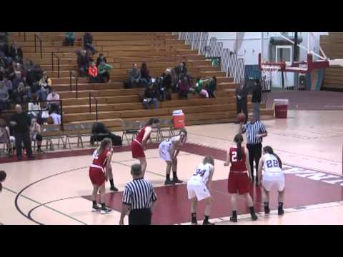 NCCS - Beekmantown Girls B-Final  2-26-16