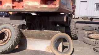 [Autowini.com] Korean used Excavator - Daewoo S210WV (Chinatrade-018)