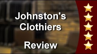 Johnston's Clothiers Wichita          Superb           Five Star Review by Clark S. Thumbnail