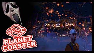 Special Halloween Parktour - SPOOKYWOOD   PARKTOUR - Planet Coaster